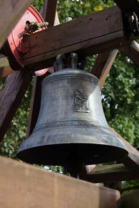 Glocke der Kirche in Behlendorf  - Copyright: Manfred Maronde