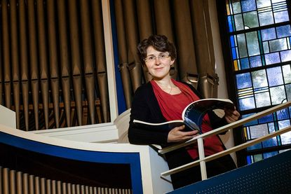 Susanne Bornholdt, Kantorin der Kirchengemeinde Aumühle