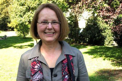 Pastorin Luise Strybrny de Estrada - Copyright: Katja Launer
