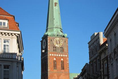 St.-Jakobi-Kirche Turm - Copyright: Ev.-Luth. Kirchenkreis Lübeck-Lauenburg