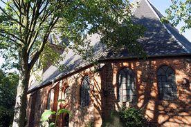 Blick auf die Ostseite von St. Andreas - Copyright: Ev.-Luth. Kirchenkreis Lübeck-Lauenburg