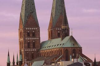 St.-Marien-Kirche Lübeck Zwillingstürme