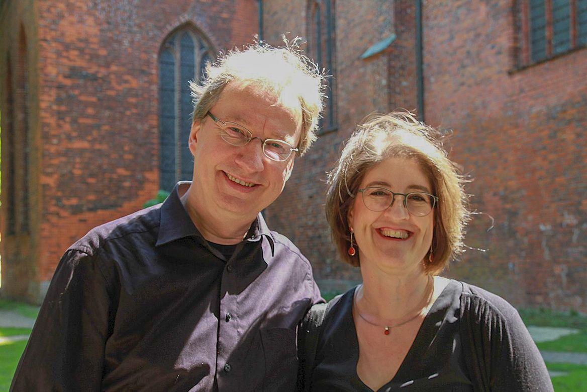 Ulrike und Arvid Gast