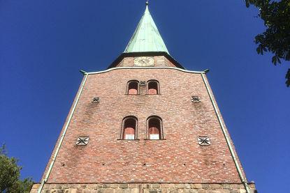 St.-Lorenz-Kirche Travemünde Turm