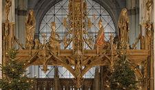 Weihnachten unter dem Triumphkreuz im Dom