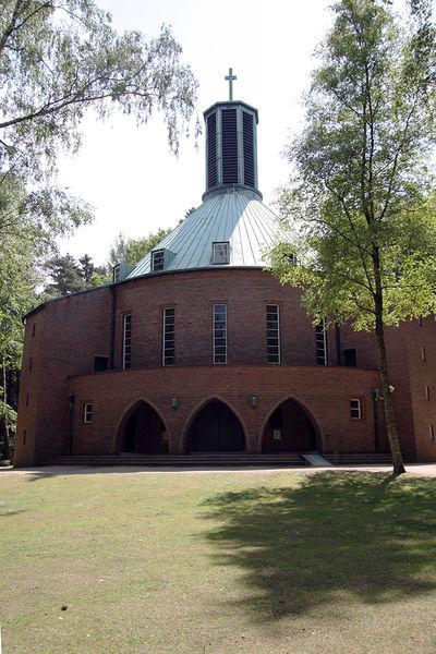 Kirche Aumühle