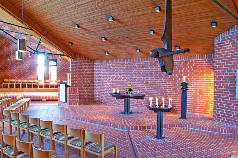 Lübecks Westen lädt in den Sommerferien 2019 zu einer musikalischen Sommerpredigtreihe ein. An diesem Sonntag, 07. Juli geht es in der Bugenhagenkirche um 10.00 Uhr weiter. Die Predigt hält Pastorin Anne Mareike Müller.