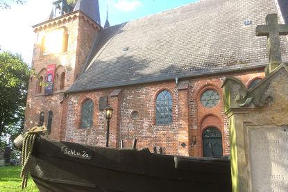 Kirche St. Andreas - Copyright: Ev.-Luth. Kirchenkreis Lübeck-Lauenburg