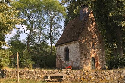 Wegekapelle Klein Grönau
