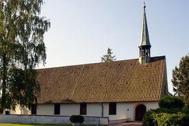Außenansicht der Heilig-Geist-Kirche Mölln - Copyright: Manfred Maronde