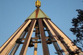 Der Turmkranz von St. Martin - Copyright: Ev.-Luth. Kirchenkreis Lübeck-Lauenburg