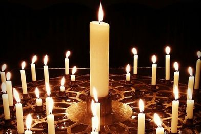 Die Taizégottesdienste im Dom werden am Lichtteraltar gefeiert. - Copyright: Dom