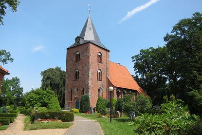 Friedhof St. Georg Genin - Copyright: Ev.-Luth. Kirchenkreis Lübeck-Lauenburg