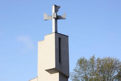 Kreuzkirche St. Jürgen Turmkreuz - Copyright: Ev.-Luth. Kirchenkreis Lübeck-Lauenburg