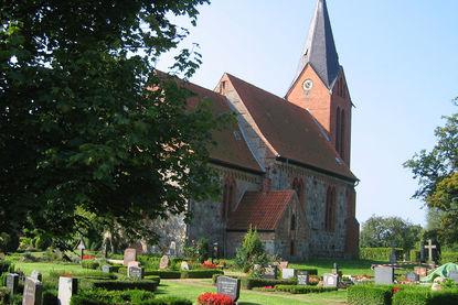 Friedhof Behlendorf