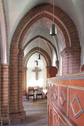 Das Nordschiff der St.-Nicolai-Kirche Mölln - Copyright: Manfred Maronde