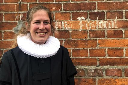 Pastorin Inga Meißner - Copyright: Privat