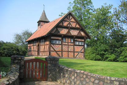 Friedhof Sahms Fuhlenhagen