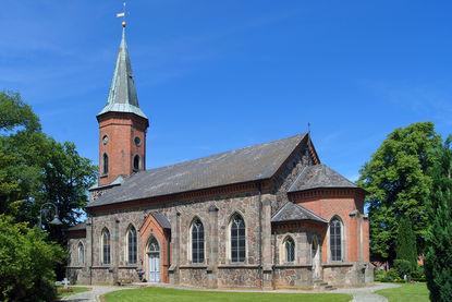 Kirche St. Marien - Copyright: Manfred Maronde