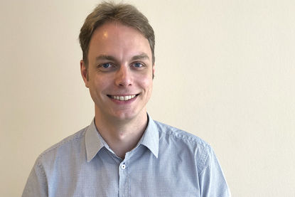 Portraitbild: Oliver Erckens - Pastor Sandesneben