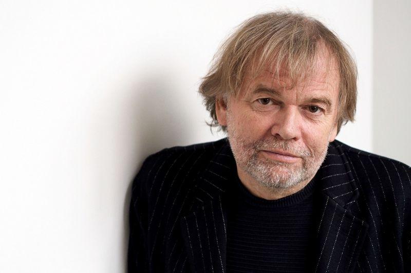 Der norwegische Erfolgsautor Jostein Gaarder