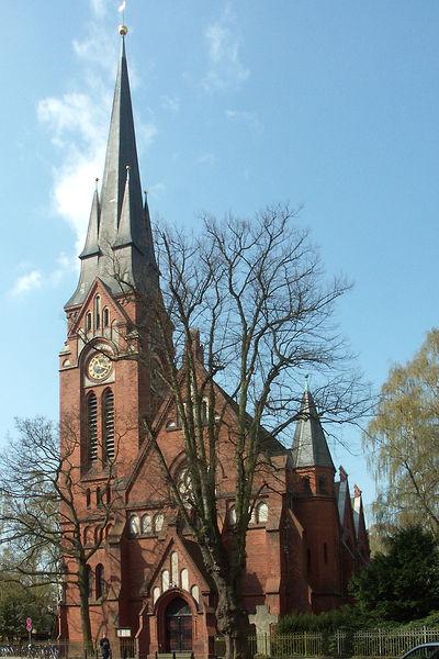 St Lorenz Lübeck