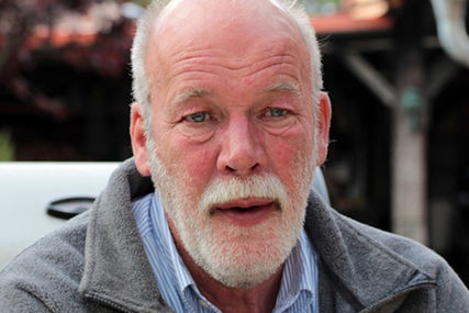 Hannsjörg Müller (71) ist am 24. Januar 2019 einstimmig zum neuen Vorsitzen des Vereins der Freunde der St. Marien Kirche Basthorst e.V. gewählt worden. - Copyright: Privat