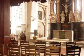 Altar in St. Aegidien - Copyright: Ev.-Luth. Kirchenkreis Lübeck-Lauenburg