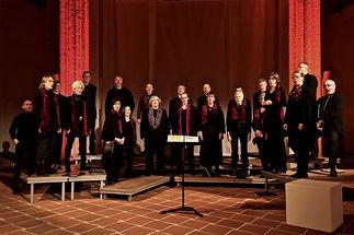 Der Lübecker Kammerchor ist zu Gast in St. Aegidien. - Copyright: Lübecker Kammerchor