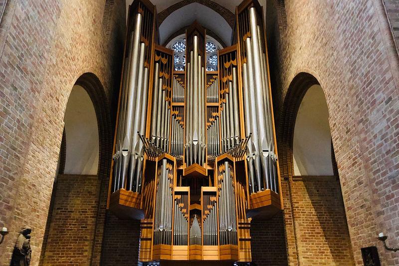 Am 14. März 2020 dreht sich in Ratzeburg alles um die Königin der Instrumente, die Orgel.