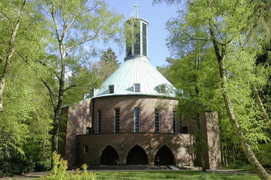 Aumühler Kirche - Copyright: Susan Müller-Wusterwitz