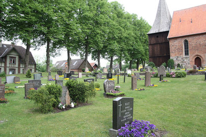 Friedhof Mustin