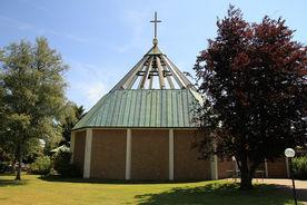 Außenansicht von St. Martin - Copyright: Ev.-Luth. Kirchenkreis Lübeck-Lauenburg