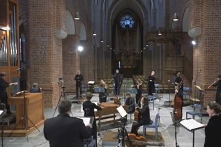 Johannes-Passion Ratzeburger Dom - Copyright: BUNDT Kulturfilm Hamburg