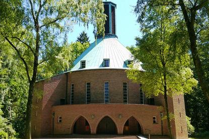 Bismarck-Gedächtnis-Kirche - Copyright: Ev.-Luth. Kirchengemeinde Aumühle