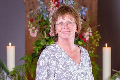 Sie sehen die Leiterin der Dassendorfer Frauengruppe Elke Steiger - Copyright: Angelika Gogolin