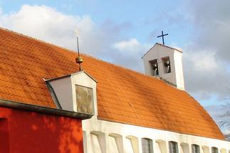 St.-Markus-Kirche Glockenturm - Copyright: Ev.-Luth. Kirchenkreis Lübeck-Lauenburg