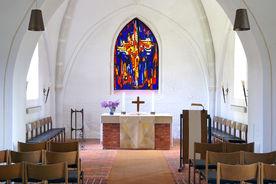 Der Altar von St. Lorenz Schmilau  - Copyright: Manfred Maronde