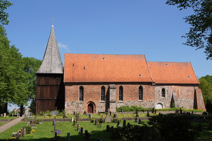 Maria-Magdalenen-Kirche - Copyright: Manfred Maronde
