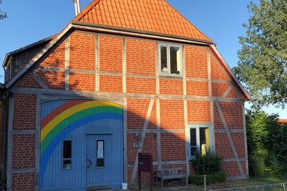 Regenbogenhaus Krummesse - Copyright: Katja Launer