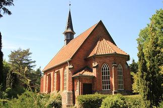 St.-Johannes-Kapelle in Schnakenbek Außenansicht