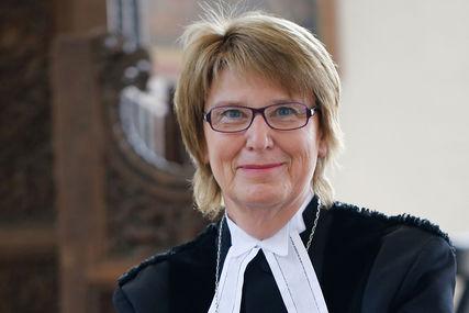 Pröpstin Frauke Eiben