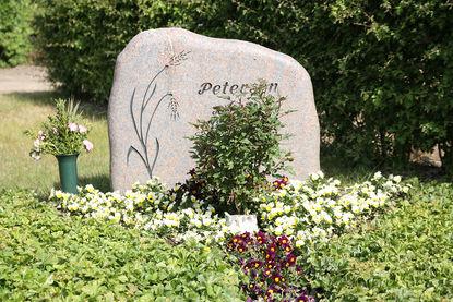 Neuer Friedhof Siebenbäumen