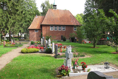 Friedhof St. Andreas