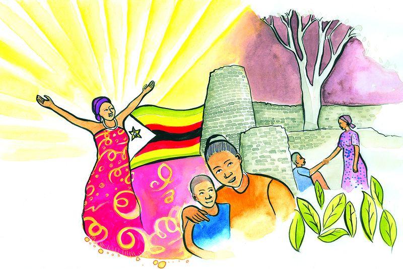 Der Weltgebetstag 2020 steht im Zeichen von Simbabwe.