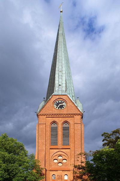 Kirche Schwarzenbek