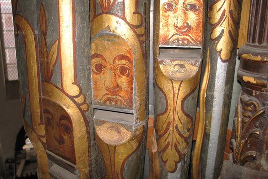 Orgeln in Lübeck
