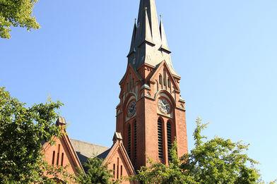 St.-Lorenz-Kirche Turm