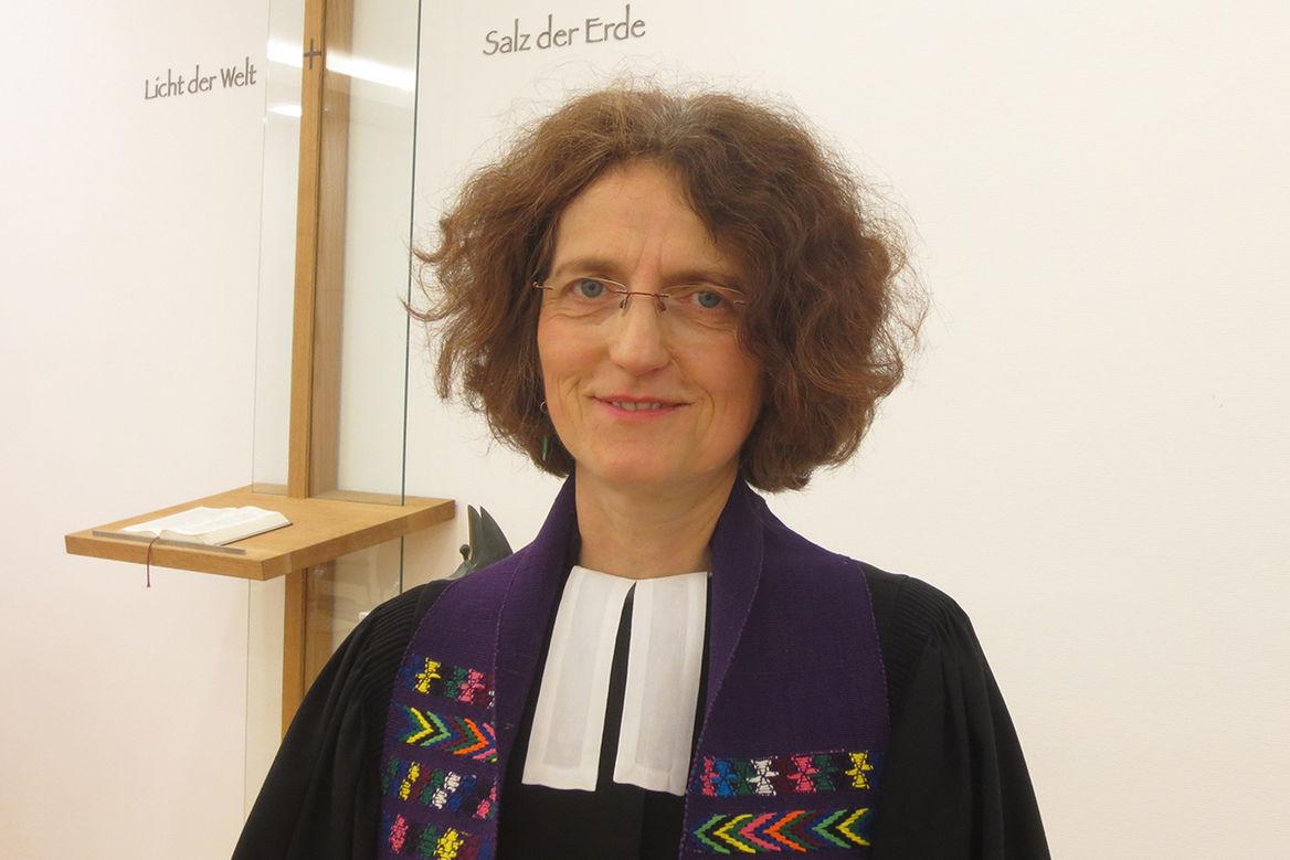 Pastorin Elisabeth Hartmann-Runge