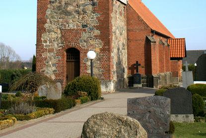 Friedhof Büchen-Pötrau